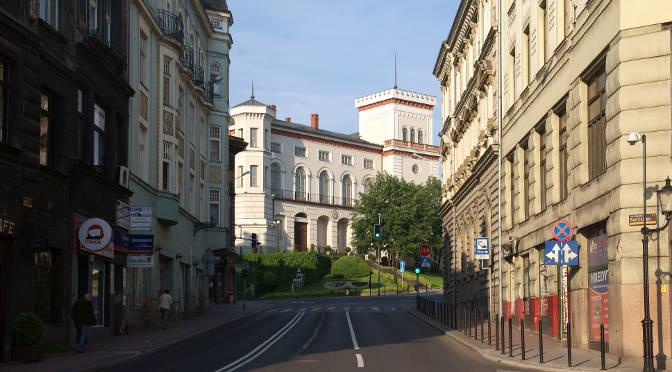Inwestowanie w miasto Bielsko-Biała