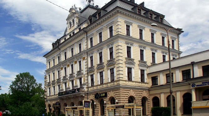 Bielskie atrakcje – Hotel Prezydent
