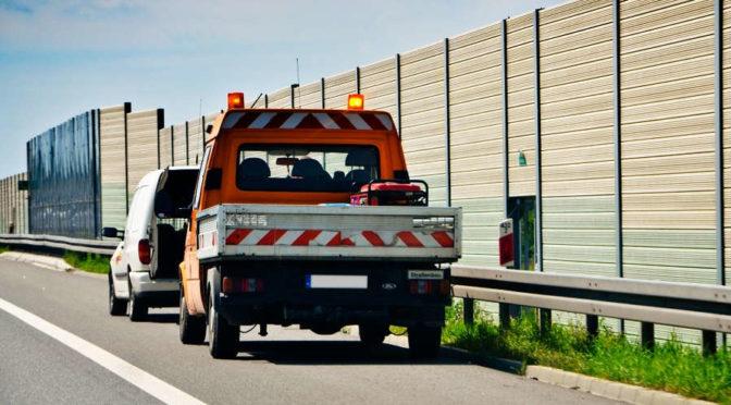 Pomoc drogowa – działalność gospodarcza