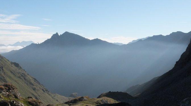 Wymagający trekking trasą Haute Route