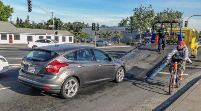 Mandat za niewłaściwe parkowanie
