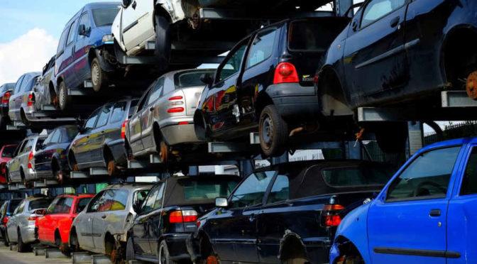 Utylizacja samochodu